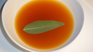 Apricot Nectar and Brown Sugar